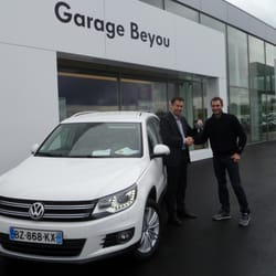 Garage beyou volkswagen demander un devis r paration for Garage peugeot lannion 22300