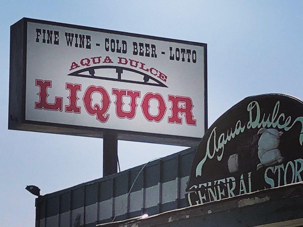 Agua Dulce Liquor: 33355 Agua Dulce Canyon Rd, Agua Dulce, CA