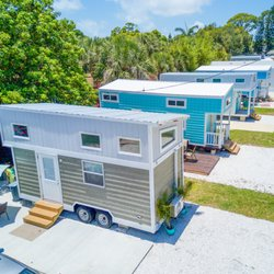 Marvelous Tiny House Siesta 55 Photos Vacation Rentals 6600 Ave Home Interior And Landscaping Elinuenasavecom