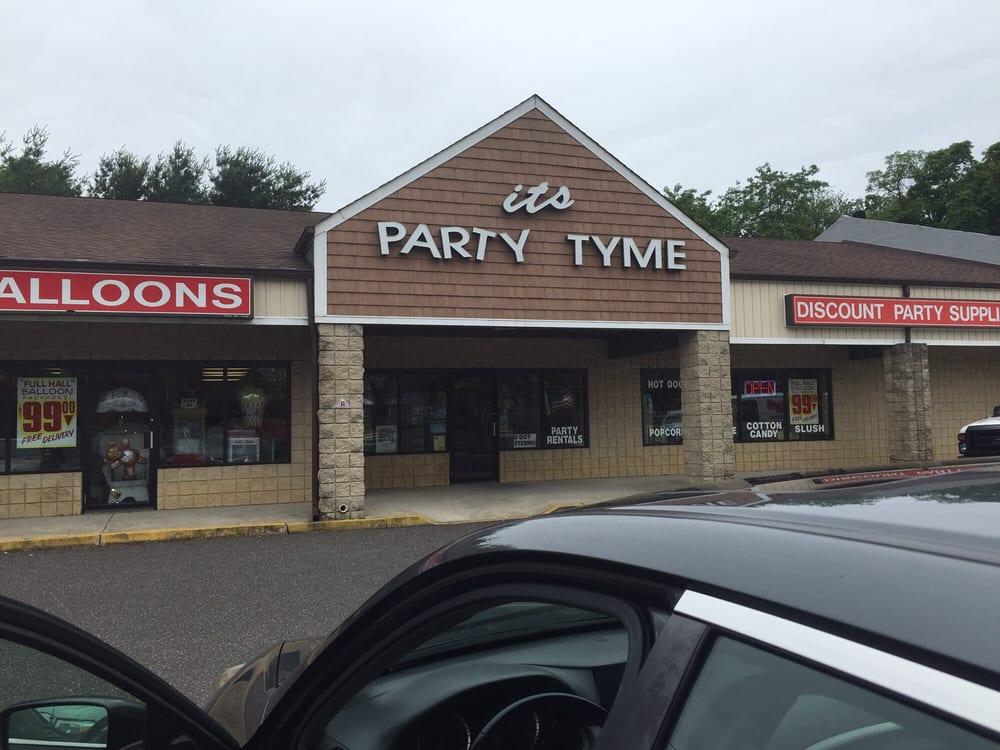 Its Party Tyme: Park Dr & Clementon, Berlin, NJ