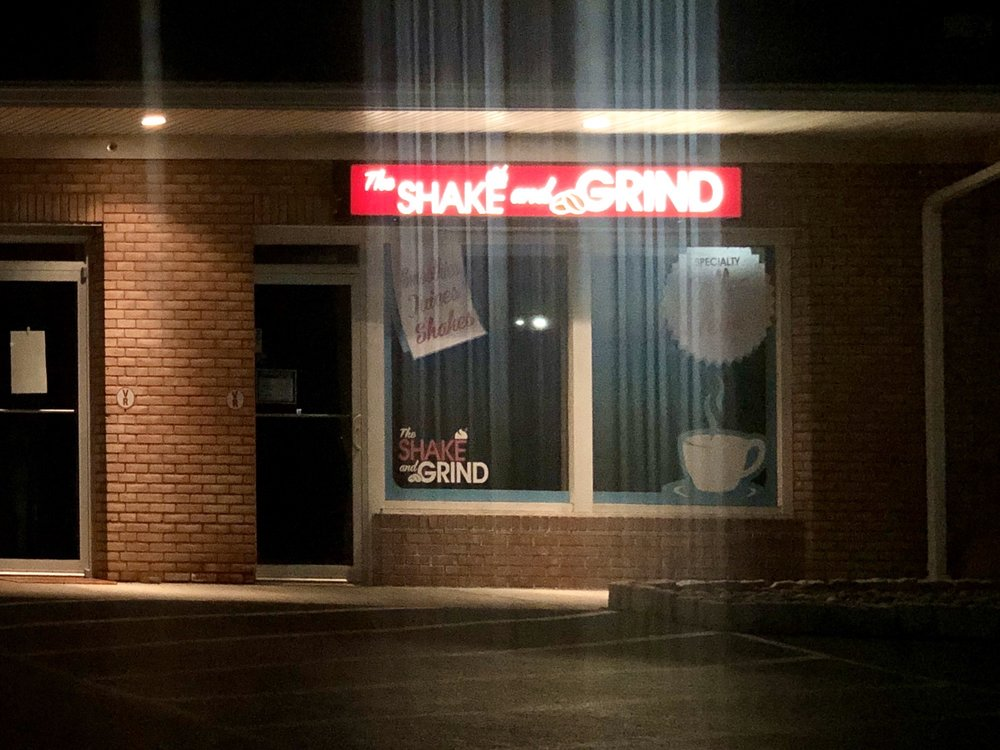 The Shake And Grind: 190 S Plank Rd, Newburgh, NY