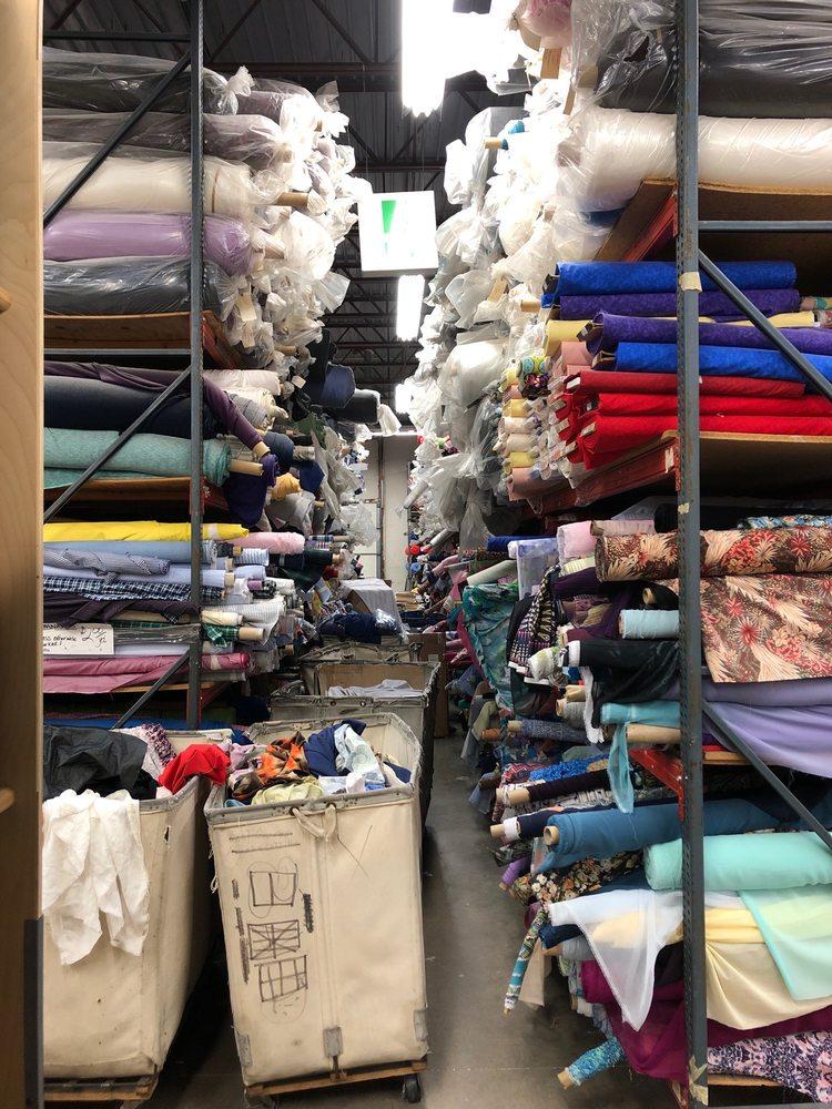 SR Harris Fabric: 8865 Zealand Ave N, Minneapolis, MN