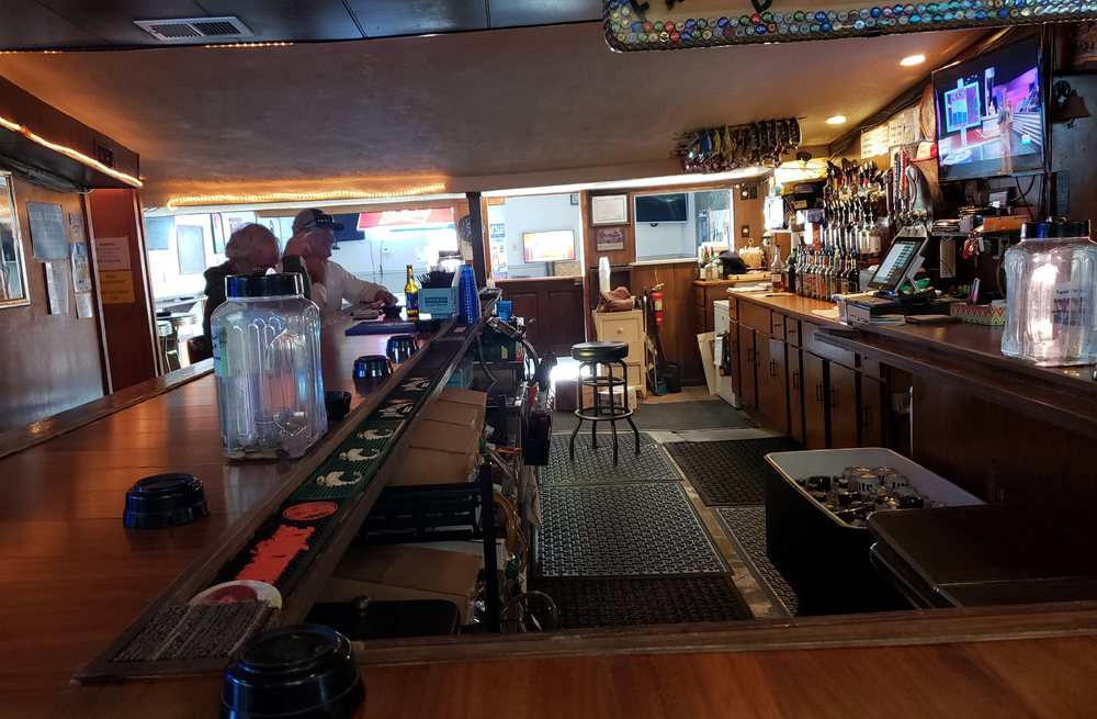 Yogi's Bar: 536 N Ridgewood Dr, Sebring, FL