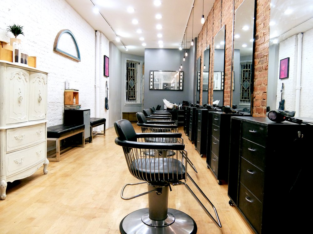 Headdress hair salon 74 photos 60 reviews for 1662 salon east reviews