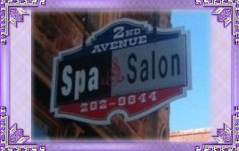 Second Avenue Spa & Salon: 107 S 2nd St, Guthrie, OK