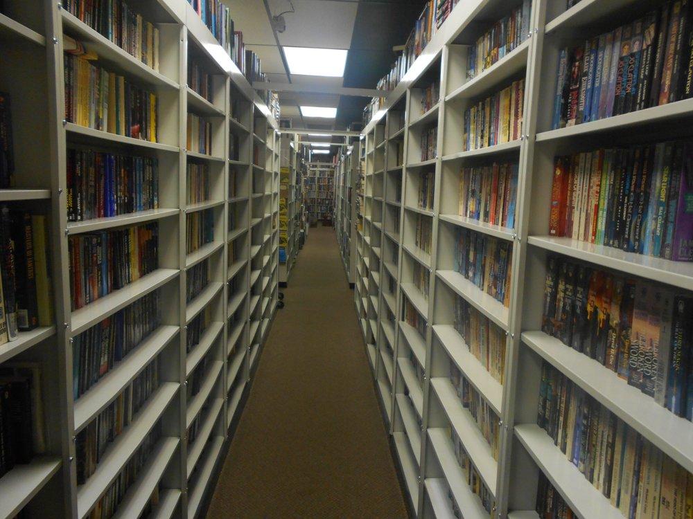 Book Exchange & Comic Shop: 807 Northlake Blvd, North Palm Beach, FL