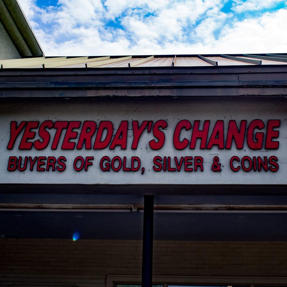 Yesterdays Change Gold Buyers 431 N Ridge Rd Tuckahoe