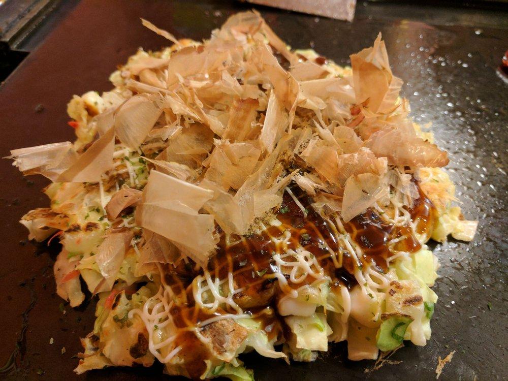 Seiwaa Okonomiyaki & Teppanyaki Restaurant