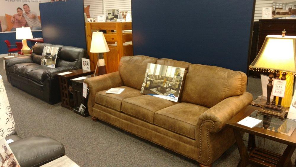 Speedy Furniture - Lower Burrell: 213 Hillcrest Shopping Ctr, Lower Burrell, PA