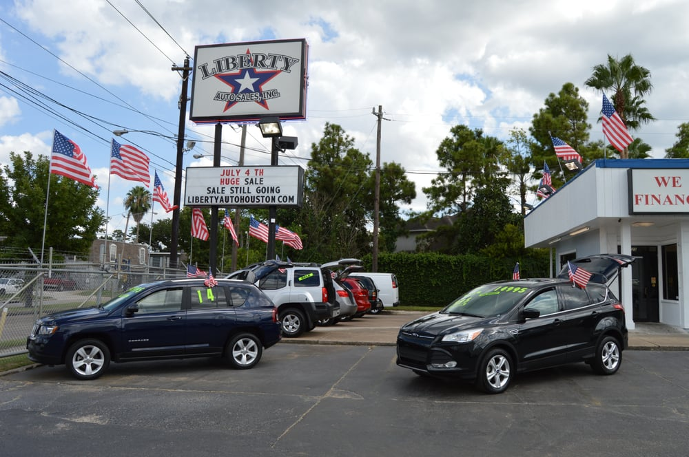 Liberty Auto Sales >> Liberty Auto Sales Car Dealers 209 W Little York Rd
