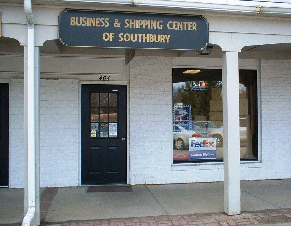 Business and Shipping Center of Southbury: 385 Main St S, Southbury, CT