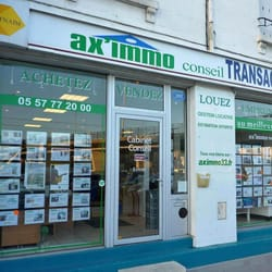 Ax immo conseil agence immobili re 386 ave thiers for Immobilier bordeaux france