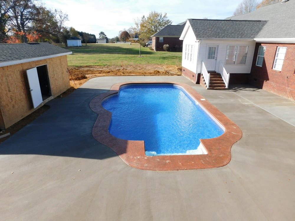 Photo Of Backyard Oasis Pools And Construction York Sc United States