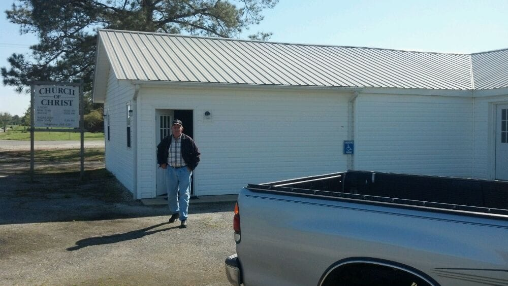 Church Of Christ: 852 Lyman Rd, Beulaville, NC