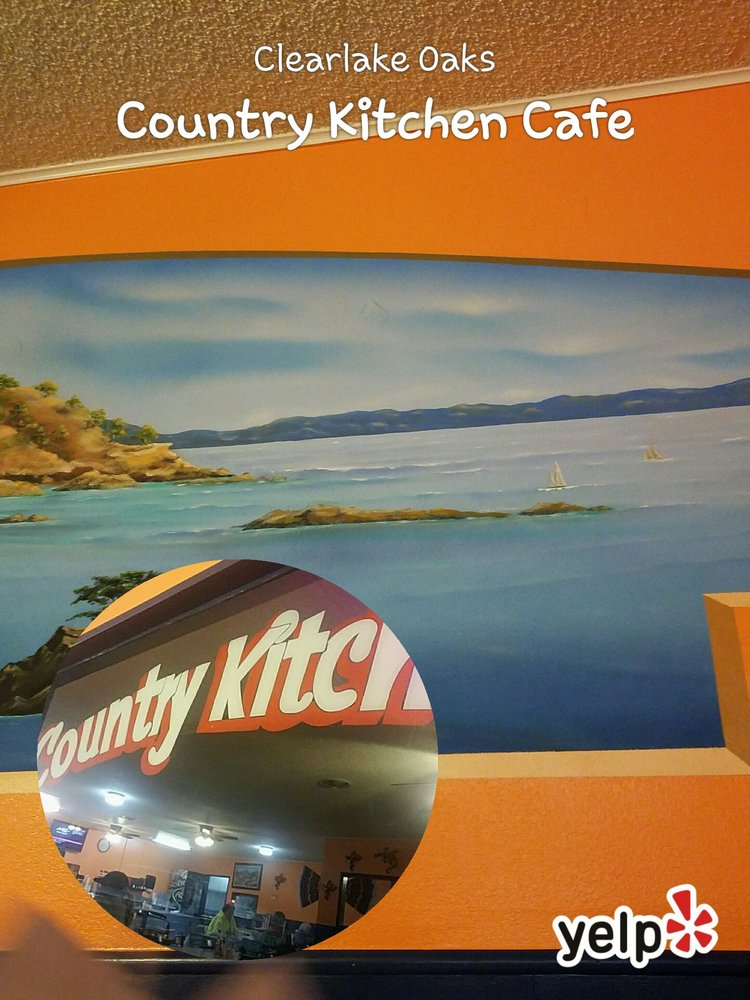 Country Kitchen Clearlake Oaks