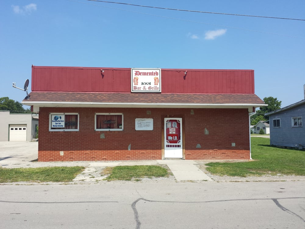 Demented Bar & Grill: 618 Rose Ave, Washington Court House, OH