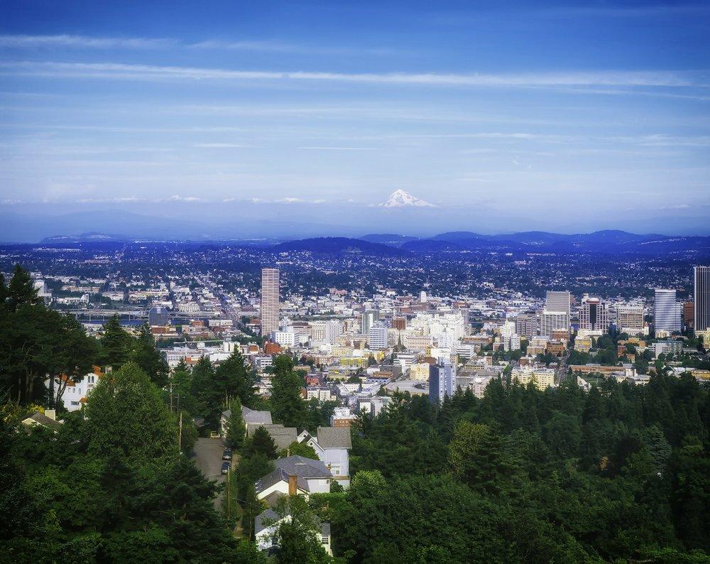 Photo of Cari Messerschmitt: Portland, OR