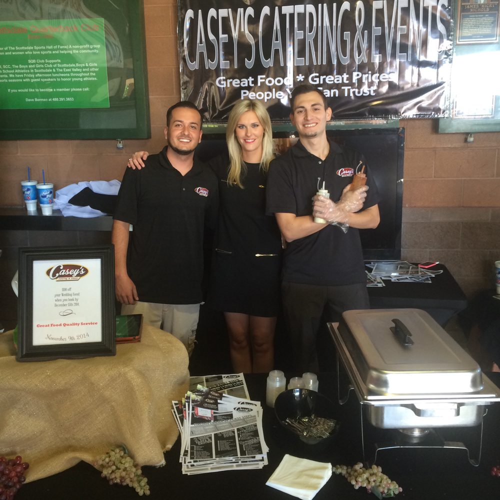 Casey's Catering and Events
