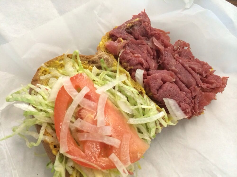 New York Sandwich Shop: 593 Joseph E Lowery Blvd, Atlanta, GA