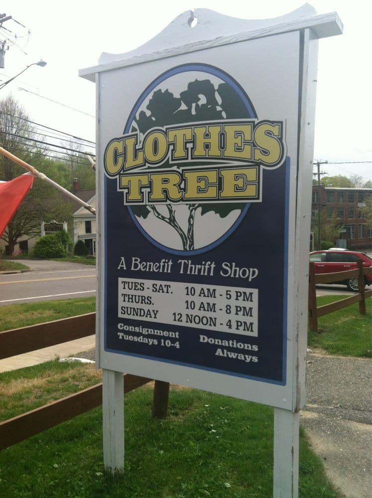 Photo of Clothes Tree: Bantam, CT