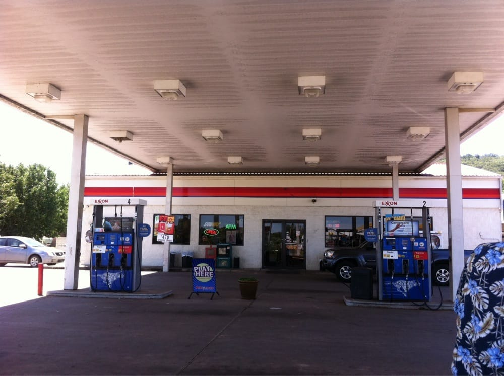 K&s Exxon: 1209 N Church St, Atkins, AR