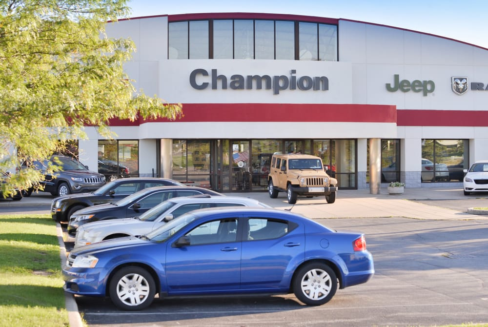 photo of champion chrysler jeep dodge ram indianpolis in united. Cars Review. Best American Auto & Cars Review