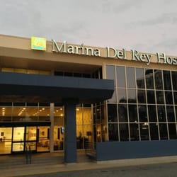 Marina Del Rey Emergency Room Number