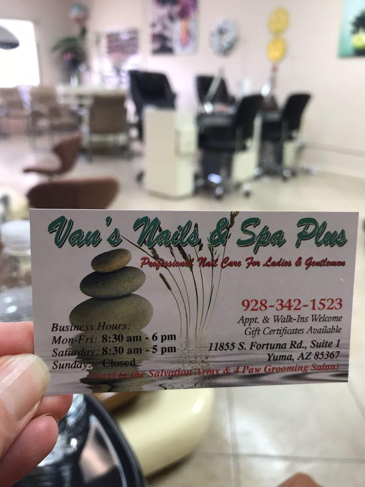 Best Nails & Spa of Yuma: 11692 S Fortuna Rd, Yuma, AZ