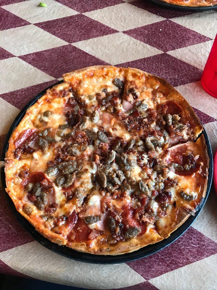 US Pizza - Batesville: 60 Batesville Blvd, Batesville, AR