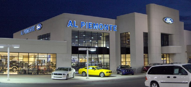 al piemonte ford sales 12 photos 38 reviews car dealers 2500 north avenue melrose park. Black Bedroom Furniture Sets. Home Design Ideas