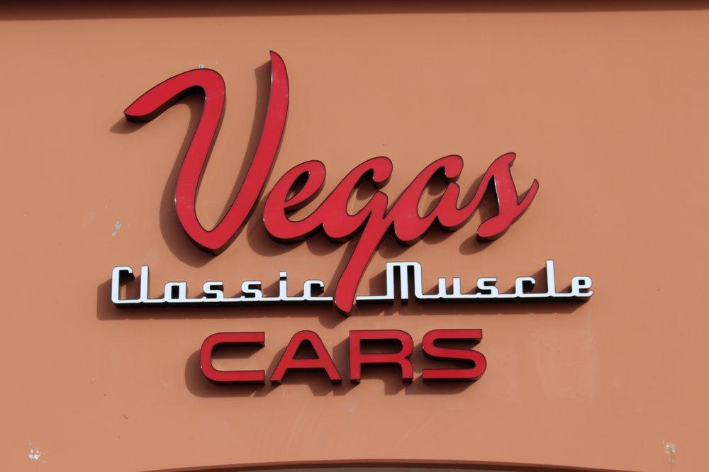 Vegas Classic Muscle Cars - 15 Photos - Car Dealers - 580 Parkson Rd ...