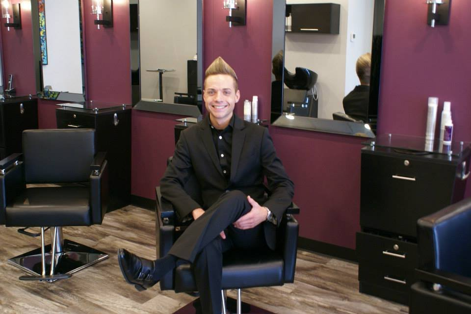 Mirror art hair design hair stylists 3250 ginger creek for A new you salon springfield il