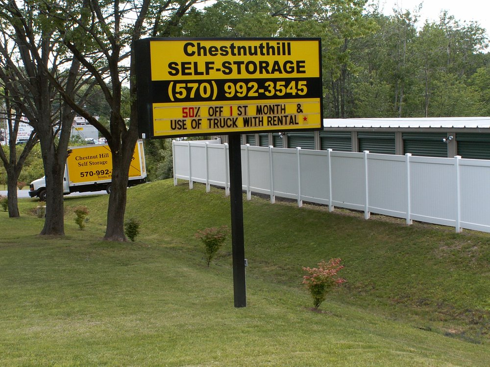 Chestnuthill Self Storage Self Storage 2227 Route 209