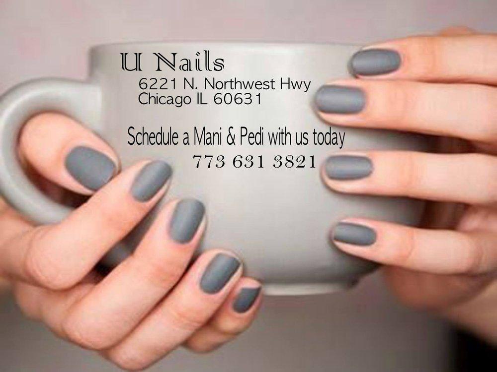 U nails salon 13 photos 15 reviews nail salons for A q nail salon collinsville il
