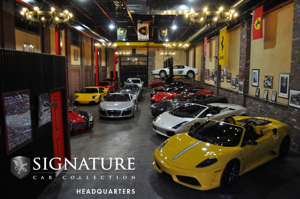 Car Rental Nj >> Signature Car Collection - 23 Photos & 11 Reviews - Car Rental - 60 Ave A, Newark, NJ - Phone ...