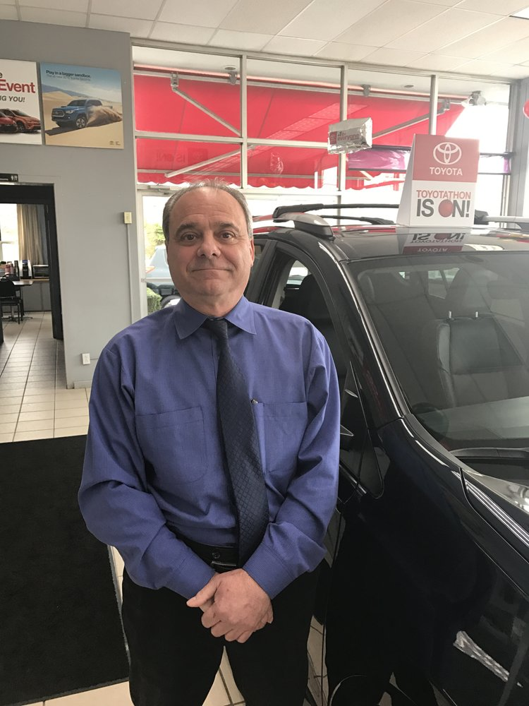 Comment From Robert H Of Toyota Greenwich Business Employee