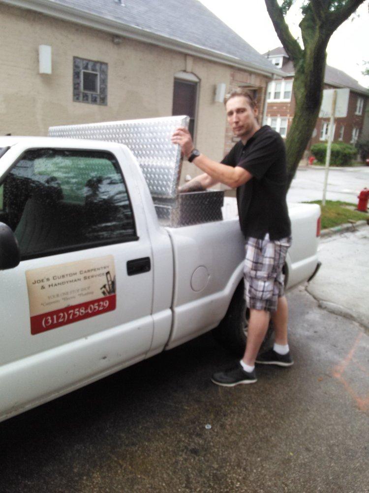 Joe s custom carpentry handyman service 25 photos for Family handyman phone number