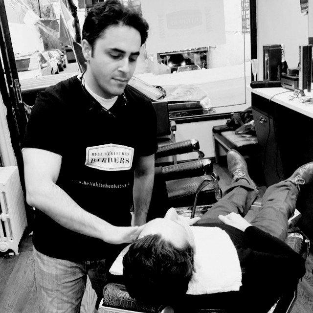 Hell S Kitchen Barbers New York Ny