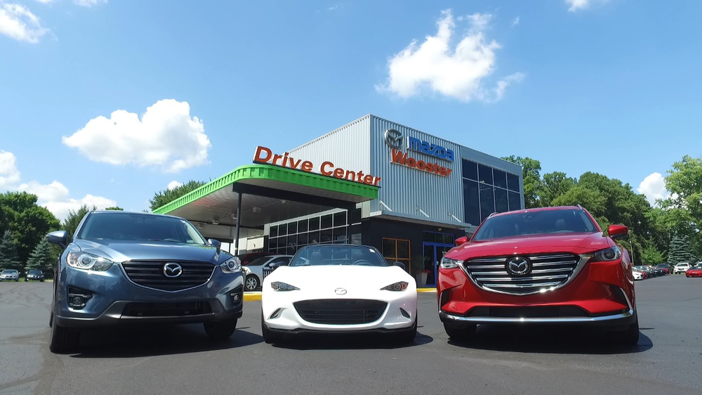 Comment From Daniel J. Of Mazda Of Wooster Business Owner