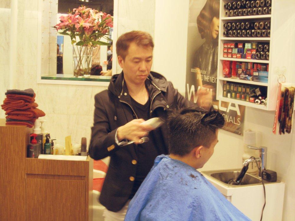 J Hair Salon - 47 Photos & 34 Reviews - Hair Salons - 56 Elizabeth ...