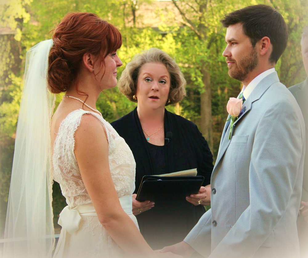 Preacher Wedding Altar: Brenda M Owen Wedding Officiant & Minister
