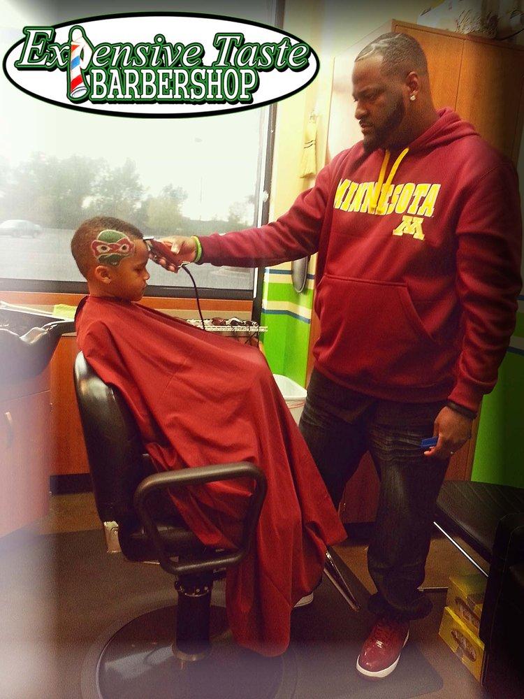 Expensive Taste Barbershop Barbers 9100 Hudson Rd