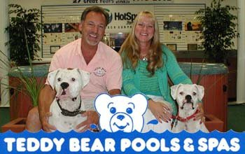 Comment From Ted H Of Teddy Bear Pools Spas Business Owner