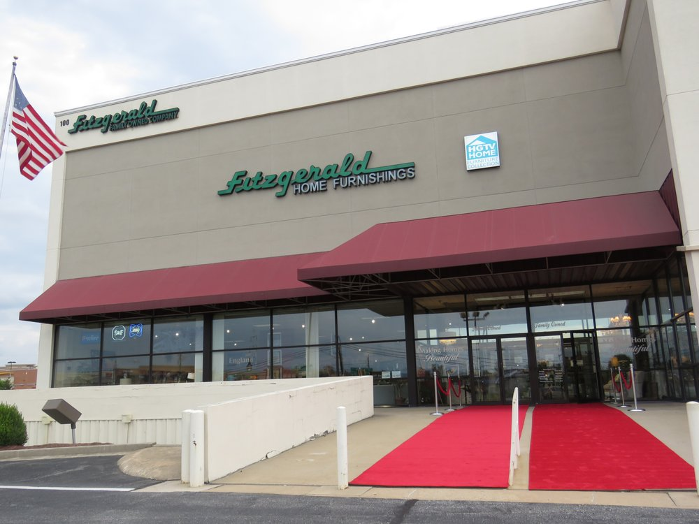 Fitzgerald Home Furnishings Furniture Stores 100