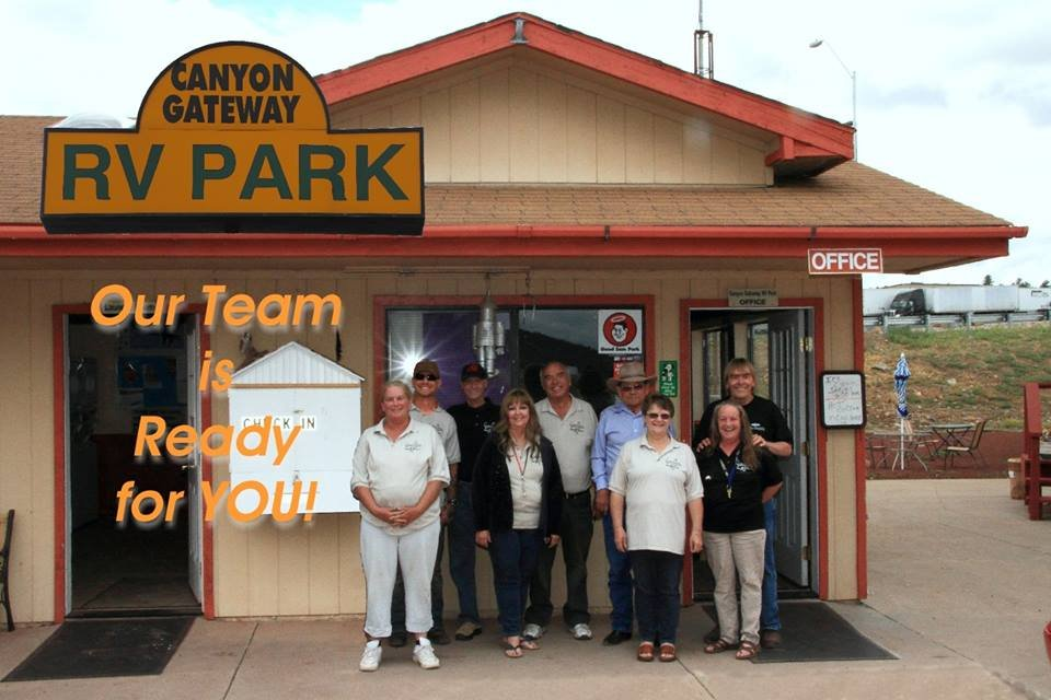 Comment From Mark S Of Canyon Gateway RV Park Business Owner