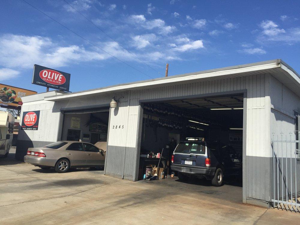 Orange olive garage 19 reviews auto repair 2845 n for Garage auto orange