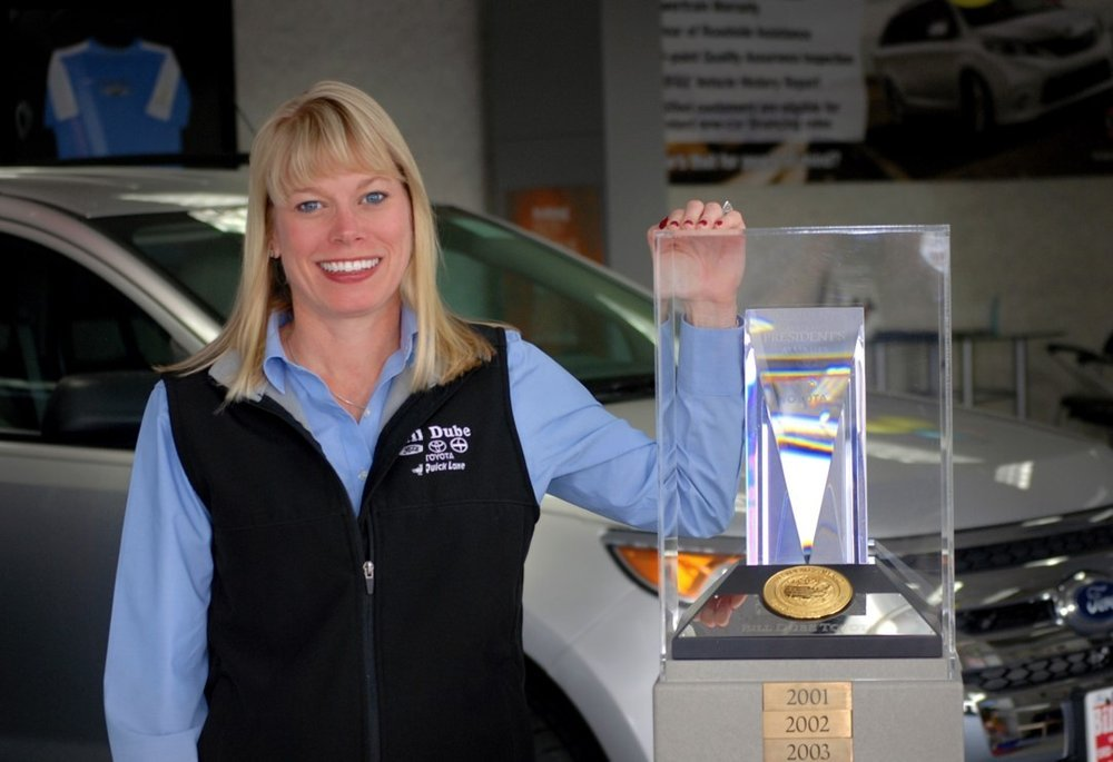 Debbie R Comment From Of Bill Dube Ford Toyota