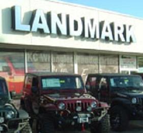landmark dodge chrysler jeep ram 24 photos 46 reviews. Black Bedroom Furniture Sets. Home Design Ideas