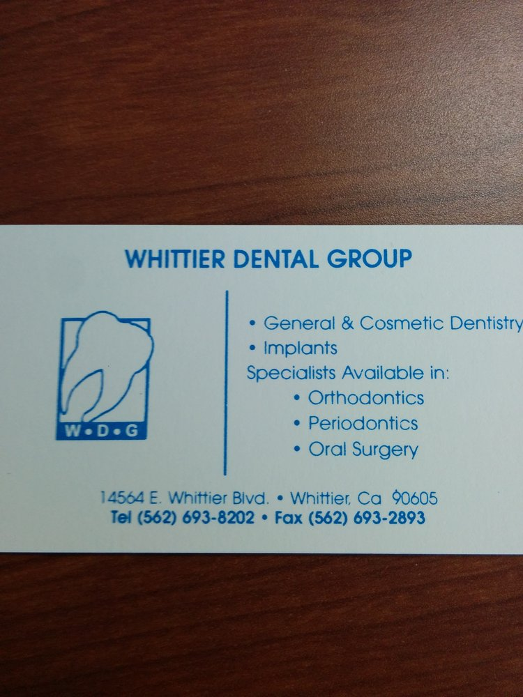Whittier Dental Center - 11 Photos & 42 Reviews - Cosmetic Dentists ...