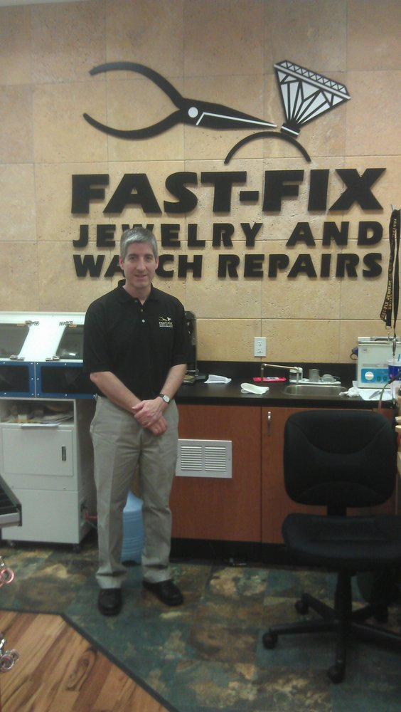 Fast fix jewelry and watch repairs 13 photos 39 for Fast fix jewelry repair